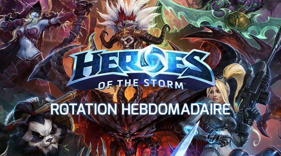 Psionic Storm Rotation Hebdomadaire