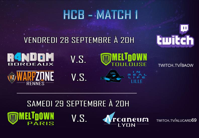 HCB match 1
