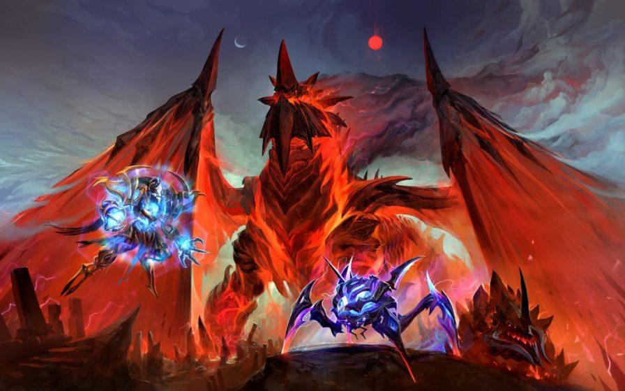 dark nexus II
