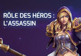 Guide role des heros l'asassin (widget)