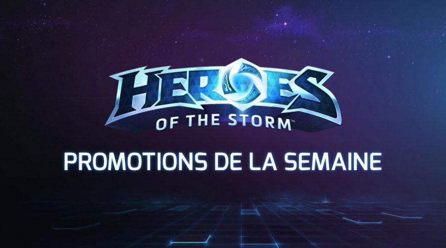 Psionic Storm - Promotions de la semaine