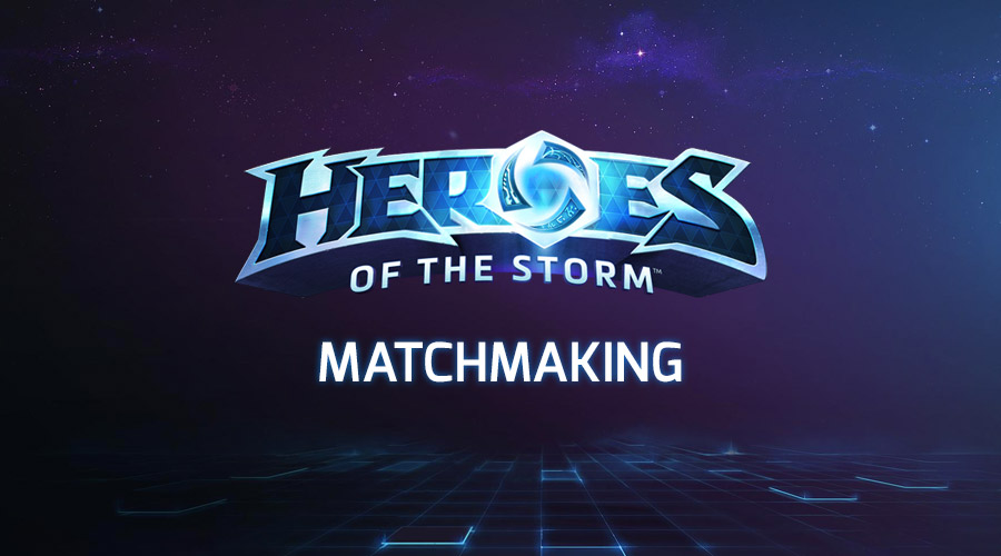 Blizzards matchmaking