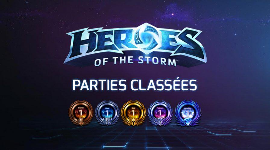 Psionic Storm Parties classées