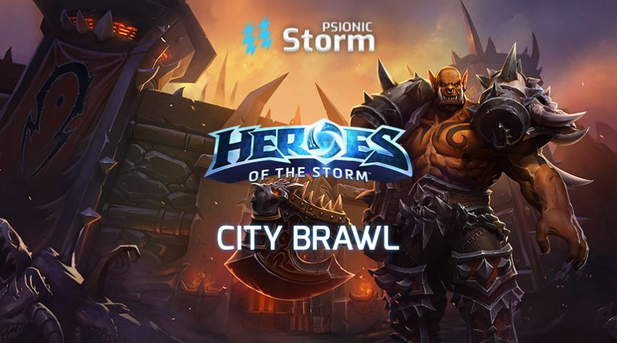 Heroes City Brawl
