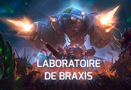 Champ de bataille : Laboratoire de Braxis